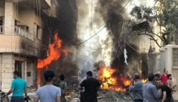 Ահաբեկչական պայթյուն սիրական հայաշատ Ղամիշլիում