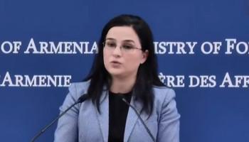 Анна Нагдалян: Некоторые дипломаты, предпочитающие общение в социальных сетях, получили устные замечания