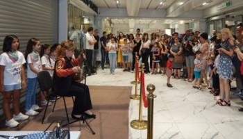 Կոմիտասի 150-ամյակին նվիրված ազգային նվագարանների ժամանակավոր ցուցադրությունը կգործի մինչև տարեվերջ