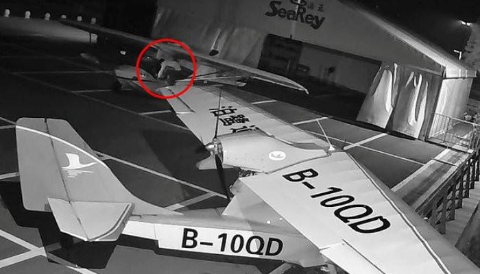 В Китае 13-летний мальчик угнал два самолёта — видео