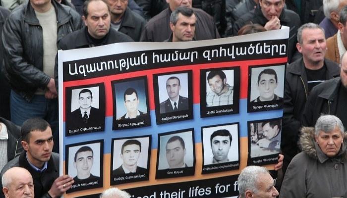Правительство одобрило проект о содействии лицам, пострадавшим во время событий 1 марта 2008 года
