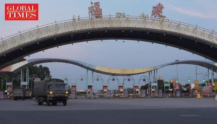 Չինաստանը Հոնկոնգի սահմանին հսկայական քանակությամբ զինտեխնիկա է կուտակել