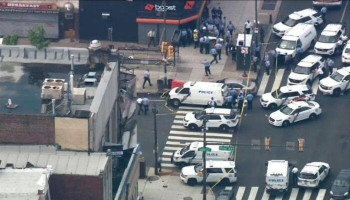 Philadelphia shooting standoff that left 6 officers wounded ends with suspect's arrest