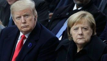 """Немецко-американские отношения оказались """"на дне"""", пишет Der Spiegel"""