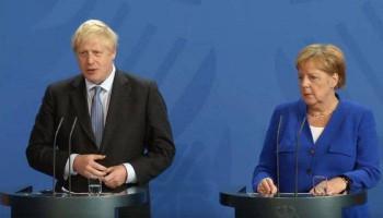 Борис Джонсон счел, что РФ пока не может вернуться в G8