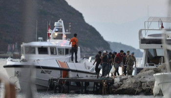 Greece 'at breaking point' as number of migrants crossing from Turkey TRIPLES in new Med crisis