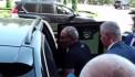 Փաշինյանը չպատասխանեց լրագրողների հարցերին՝ ուղևորվելով Գնդեվազ