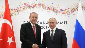 Эрдоган планирует посетить Россию