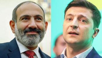 ՀՀ վարչապետը շնորհավորական ուղերձ է հղել Ուկրաինայի նախագահին