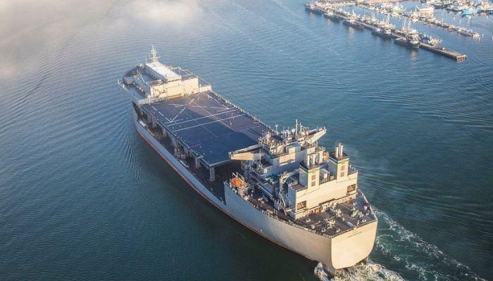 Американский флот пополнится новыми гигантами