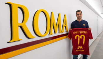AS Roma are delighted to confirm the signing of Henrikh Mkhitaryan