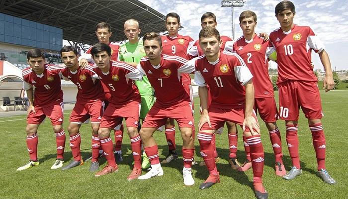 Հայտնի է Հայաստանի մինչև 17 տարեկանների հավաքականի կազմը