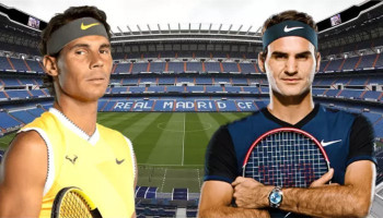 Real Madrid President Wants Rafael Nadal-Roger Federer Match at Bernabeu