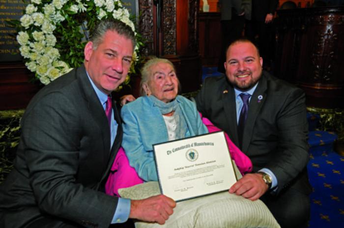 Մահացել է Ցեղասպանության վերջին վկաներից մեկը՝ 109-ամյա Աստղիկ Ալեմյանը