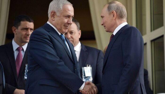 Պուտինն և Նեթանյահուն քննարկել են ԵԱՏՄ-ի և Իսրայելի միջև Ազատ առևտրի գոտի ստեղծելու հարցը