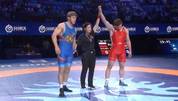 Муса Евлоев - двукратный чемпион мира