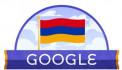 Google-ը նշում է Հայաստանի Անկախության օրը