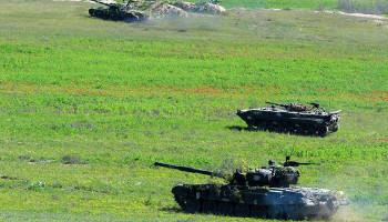 Պաշտպանության բանակում անցկացվելու են զորախաղեր. ԱՀ ՊՆ