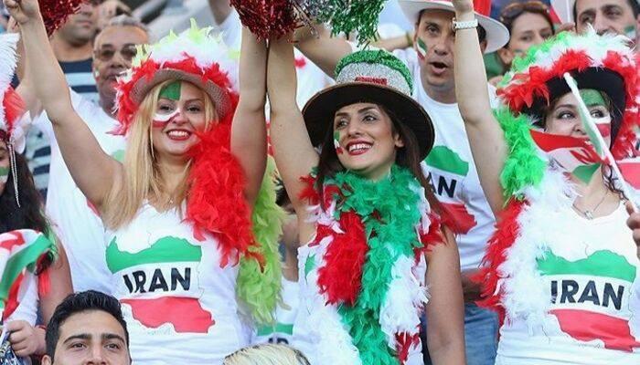 Иран отменяет 40-летний запрет для женщин