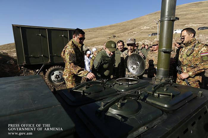 Շնորհակալ եմ...ընդամենը 24 ժամվա ընթացքում ՀՀ-ում ձևավորվել է գործող բանակին համարժեք ևս մեկ բանակ. Նիկոլ Փաշինյան