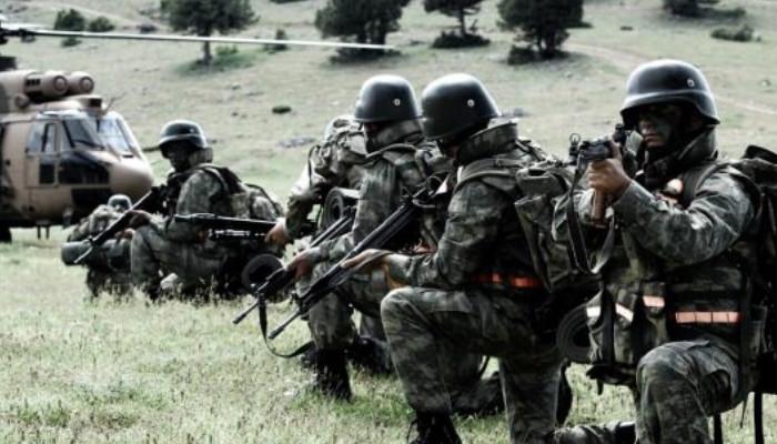 Թուրքիայի զինված ստորաբաժանումները ներխուժել են Սիրիա