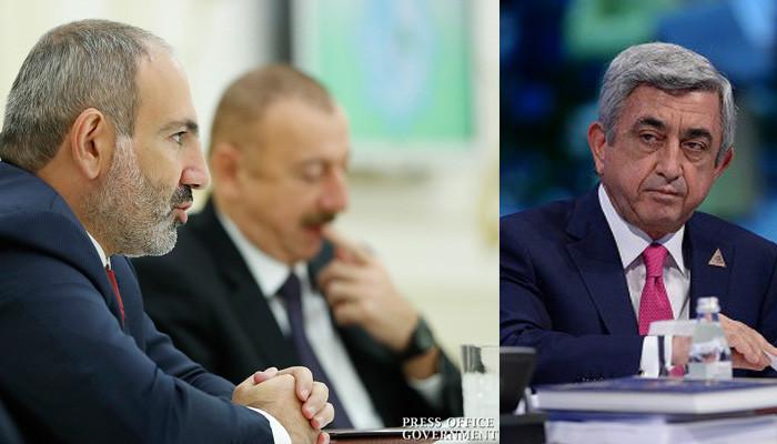 ՀՀԿ-ականները փորձում են արդարացնել Սերժ Սարգսյանի հլու-անլեզվությունը