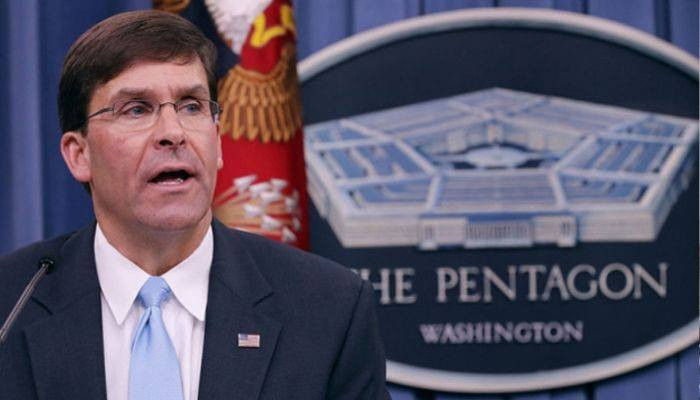 Esper defends U.S. withdrawal from northern Syria as Trump decries 'Endless Wars,' touts sanctions on Turkey