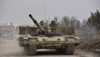 СМИ: армия Сирии заняла позиции к западу от Манбиджа и подошла к городу Табка