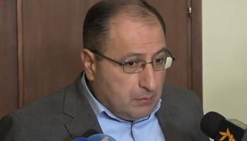 Айк Алумян прокомментировал отсутствие Роберта Кочаряна на судебном заседании