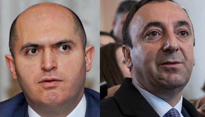 Армен Ашотян: Следователь ССС посетил офис РПА