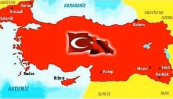 Հայաստանը Թուրքիայի կազմում պատկերող սկանդալային քարտեզի հետքերով