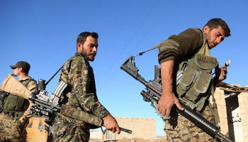 Syrian Democratic Forces accept ceasefire agreement with Turkey: SDF commander to Ronahi TV