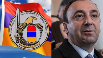 ԱԱԾ-ն Հրայր Թովմասյանի վերաբերյալ նոր հաղորդագրություն է տարածել
