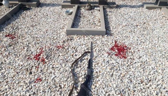 35-ամյա տղամարդը փորձել է ինքնասպան լինել տատի ու պապի գերեզմանի մոտ