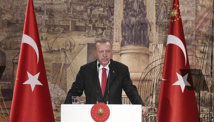 Эрдоган: Встреча с Путиным решит судьбу операции в Сирии