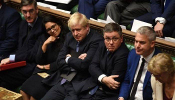 Brexit Bill paused after Commons rejects timetable