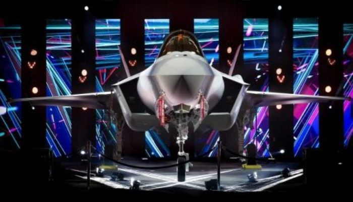 Lockheed Martin's F-35 fighter program gets $34 billion Pentagon contract, its biggest yet