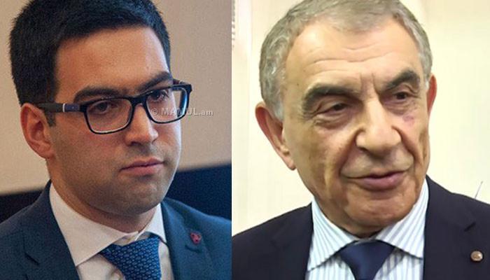 Ռուստամ Բադասյանը՝ Արա Բաբլոյանի մասին