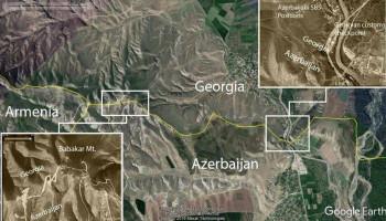 Azerbaijan encroaches into Georgian territory: Bellingcat