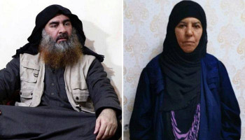 Killed ISIS Chief Baghdadi's Sister Captured By Turkish Forces In Syria