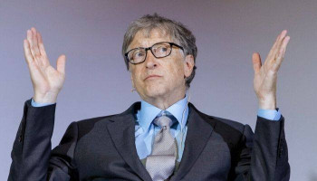 Bill Gates lost his title as world's second richest person