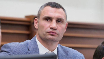 In Ukraine, brought against Klitschko