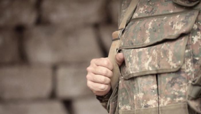 Զինծառայող Էրիկ Հարությունյանի մահվան դեպքով մեկ անձ ձերբակալվել է