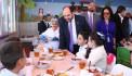 «Արագածոտնը 6-րդ մարզն է, որ «Կայուն դպրոցական սնունդ» ծրագիրն իրականացվում է կառավարության ֆինանսավորմամբ». Արայիկ Հարությունյան