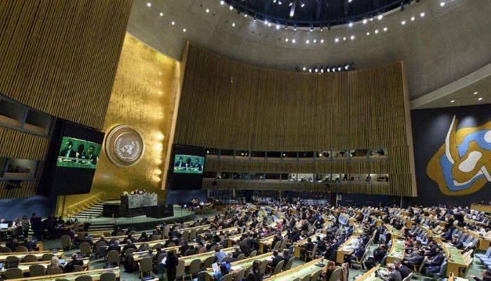 Армения поддержала Россию в голосовании по Крыму в ООН