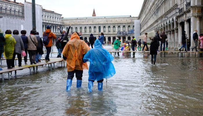 Ռեկորդային ջրհեղեղներ Վենետիկում. կան զոհեր