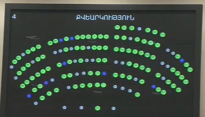 Парламент Армении принял в окончательном чтении проект о повышении минимальной зарплаты до 68 тыс. драмов