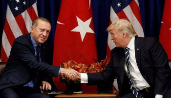 Erdogan told Trump about the search for an alternative to the F-35