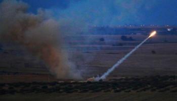 Սիրիայի ՀՕՊ համակարգերը հետ են մղել հրթիռների հարձակումը