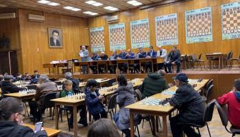 Երևանում տեղի է ունեցել Շաշկու Աշխարհի գավաթի խաղարկությունը